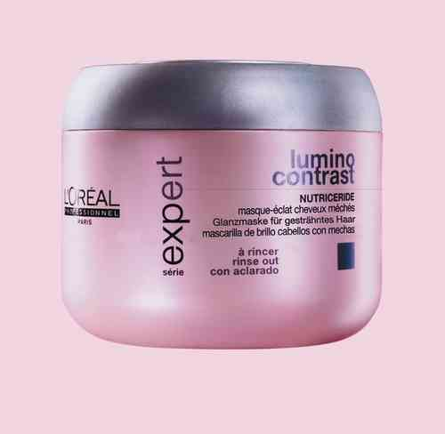 Loreal Serie expert lumino contrast Glanz Maske 200ml