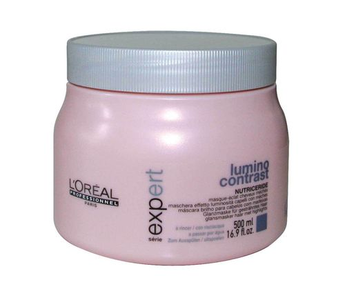 Loreal Serie expert lumino contrast Glanz Maske 500ml
