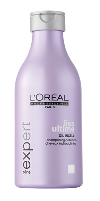 Loreal Serie Expert Liss Ultime Shampoo 250ml