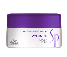 Wella SP Care Volumize Mask  200ml System Professional