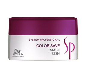 Wella SP Care Color Save Mask 200ml System Professional