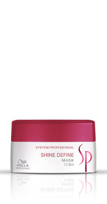 Wella SP Care Shine Define Mask 200ml System Professional