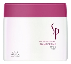Wella SP Care Shine Define Mask 400ml System Professional
