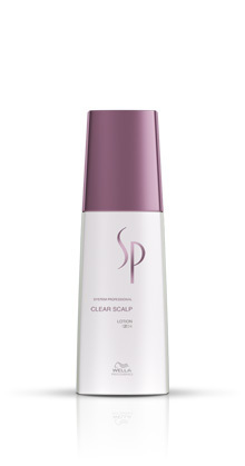 Wella SP Care Clear Scalp Lotion 125ml System Professional