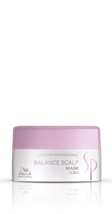 Wella SP Care Balance Scalp Mask 200ml System Professional