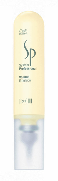 Wella SP Volume Emulsion 50ml 3.3 System Professional
