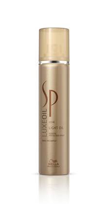 Wella SP Care Luxe Oil Light Oil Keratin Protection Spray  75 ml